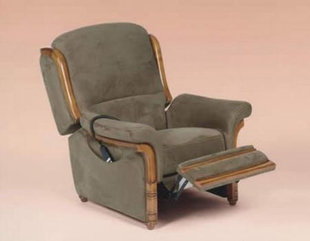 Fauteuil relax confort traditionnel