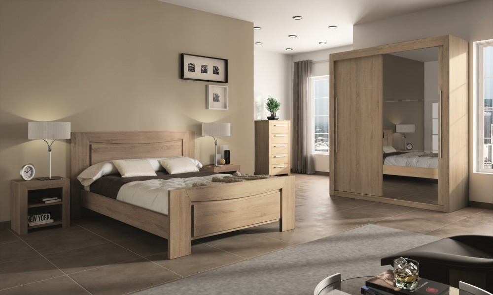 chambre coucher eole marseille 13 plan de campagne aix. Black Bedroom Furniture Sets. Home Design Ideas